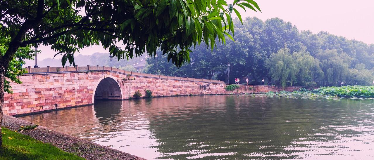 杭州西湖,秀丽湖色_图1-1