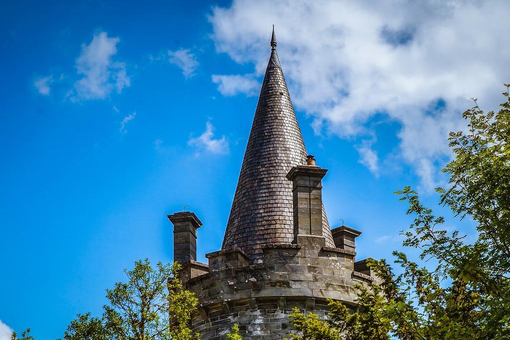 苏格兰Inveraray城堡,主人藏品_图1-10