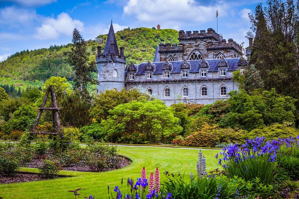 苏格兰Inveraray城堡,主人藏品_图1-8