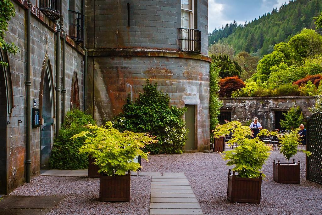 苏格兰Inveraray城堡,主人藏品_图1-4