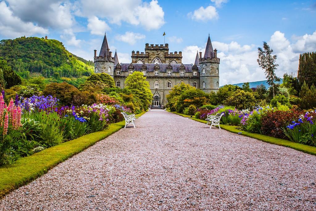 苏格兰Inveraray城堡,主人藏品_图1-13