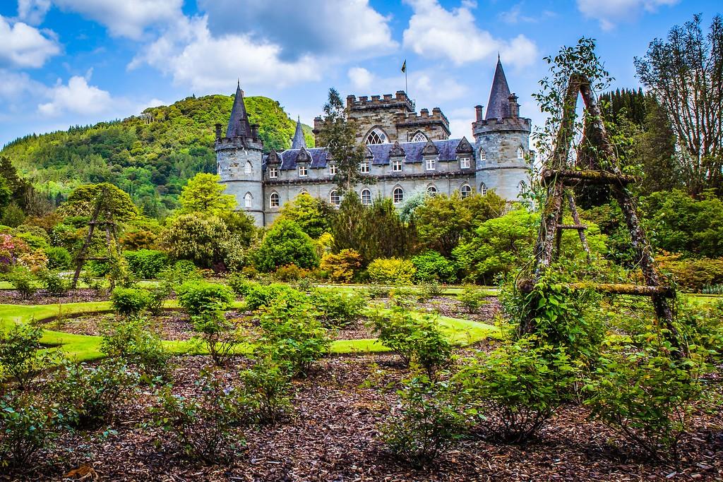 苏格兰Inveraray城堡,主人藏品_图1-15