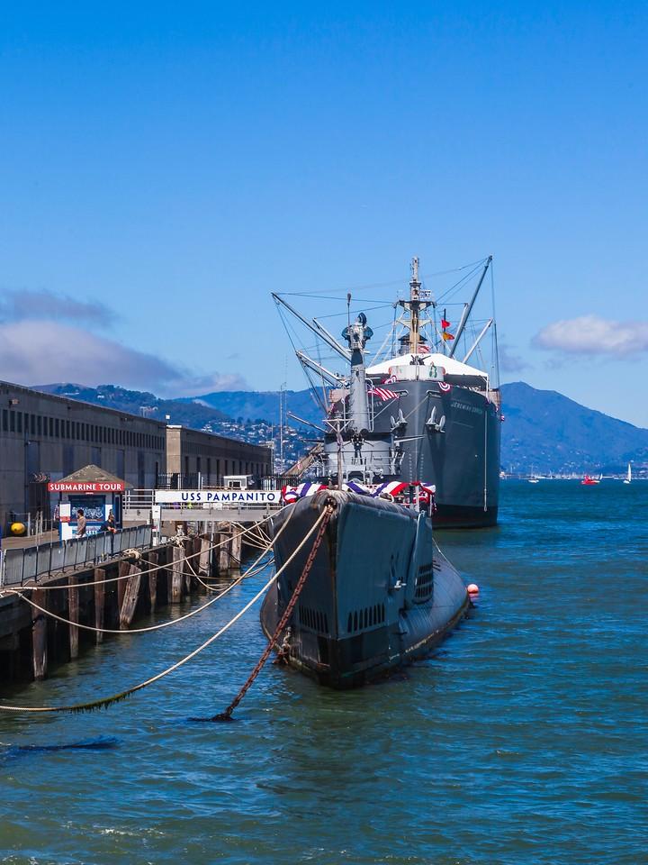 美国旧金山,游渔人码头_图1-14