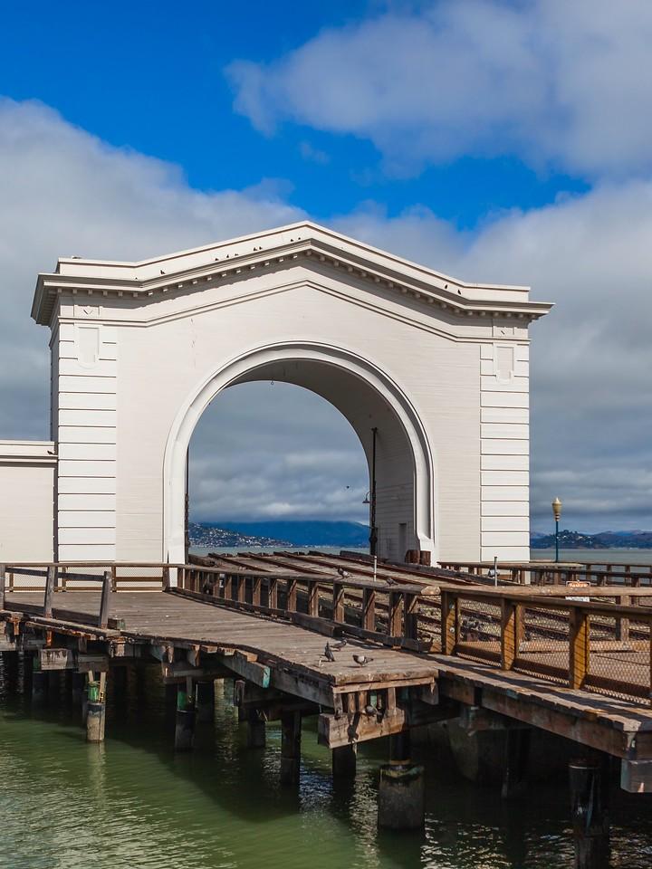 美国旧金山,游渔人码头_图1-15