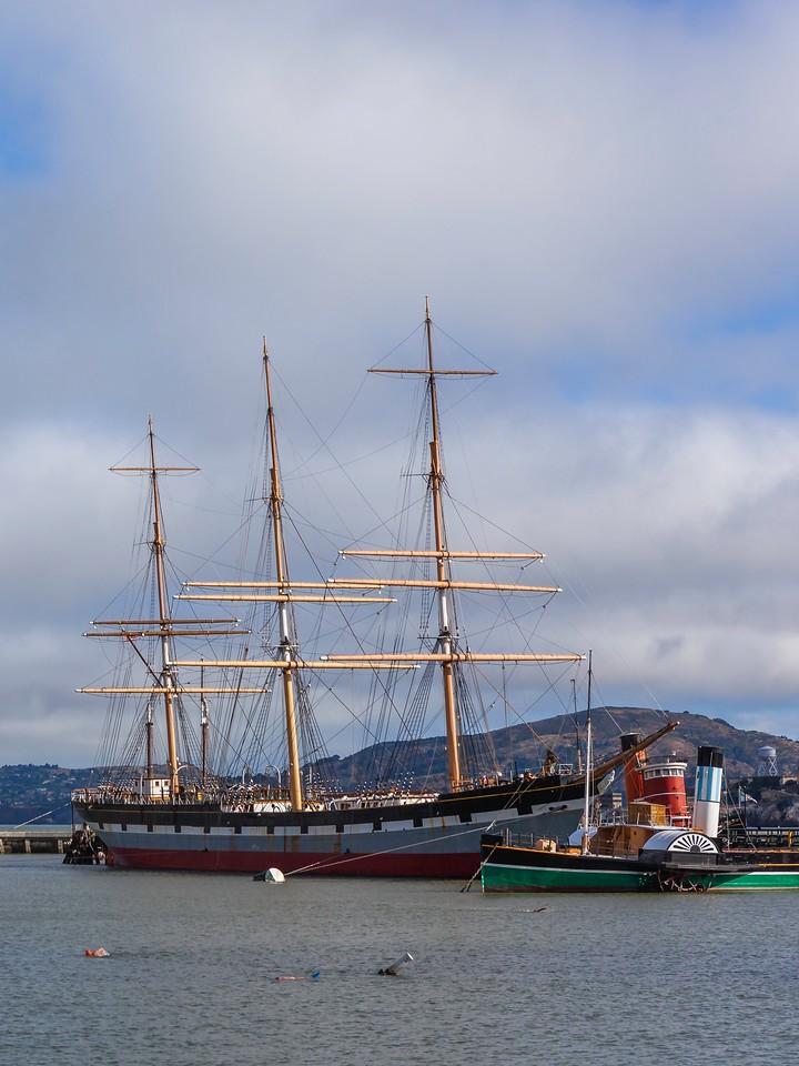 美国旧金山,游渔人码头_图1-13