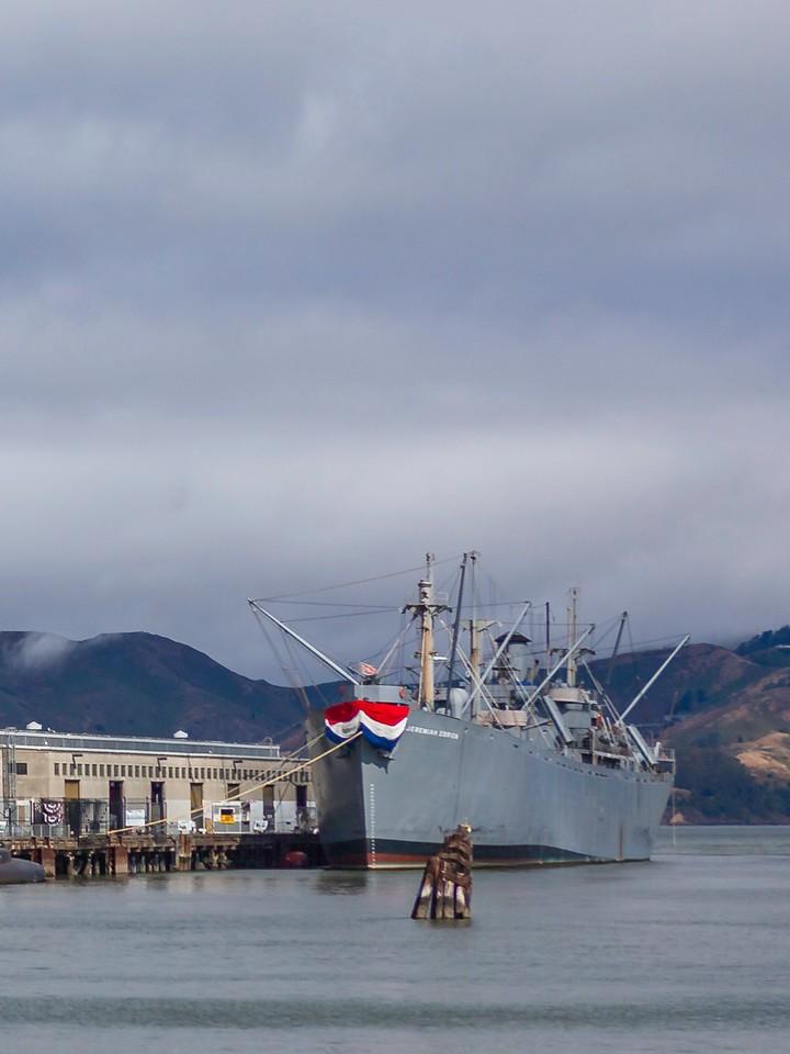 美国旧金山,游渔人码头_图1-9