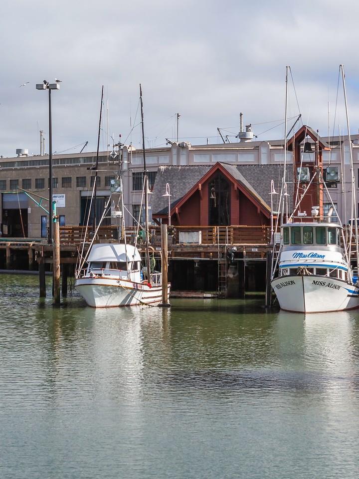 美国旧金山,游渔人码头_图1-12