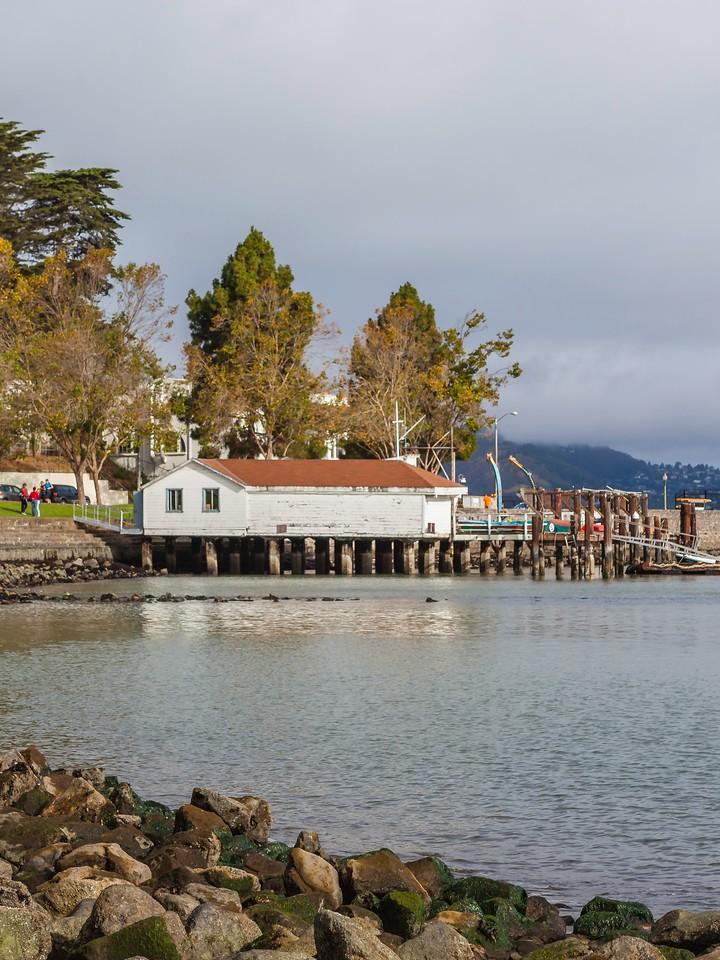 美国旧金山,游渔人码头_图1-2