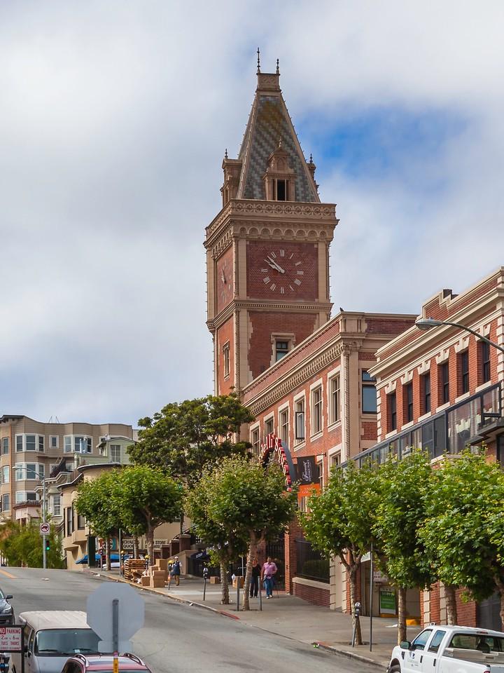 美国旧金山,游渔人码头_图1-5