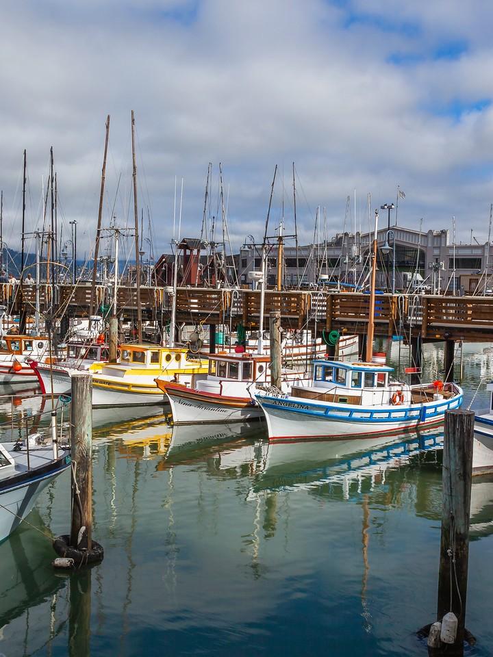 美国旧金山,游渔人码头_图1-7