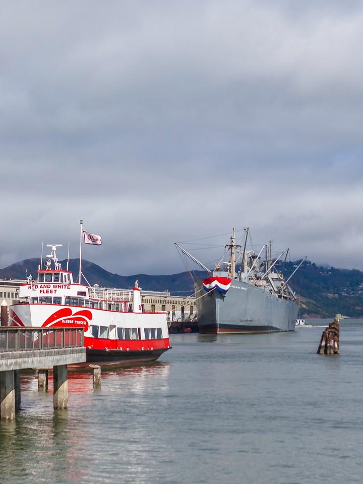 美国旧金山,游渔人码头_图1-6