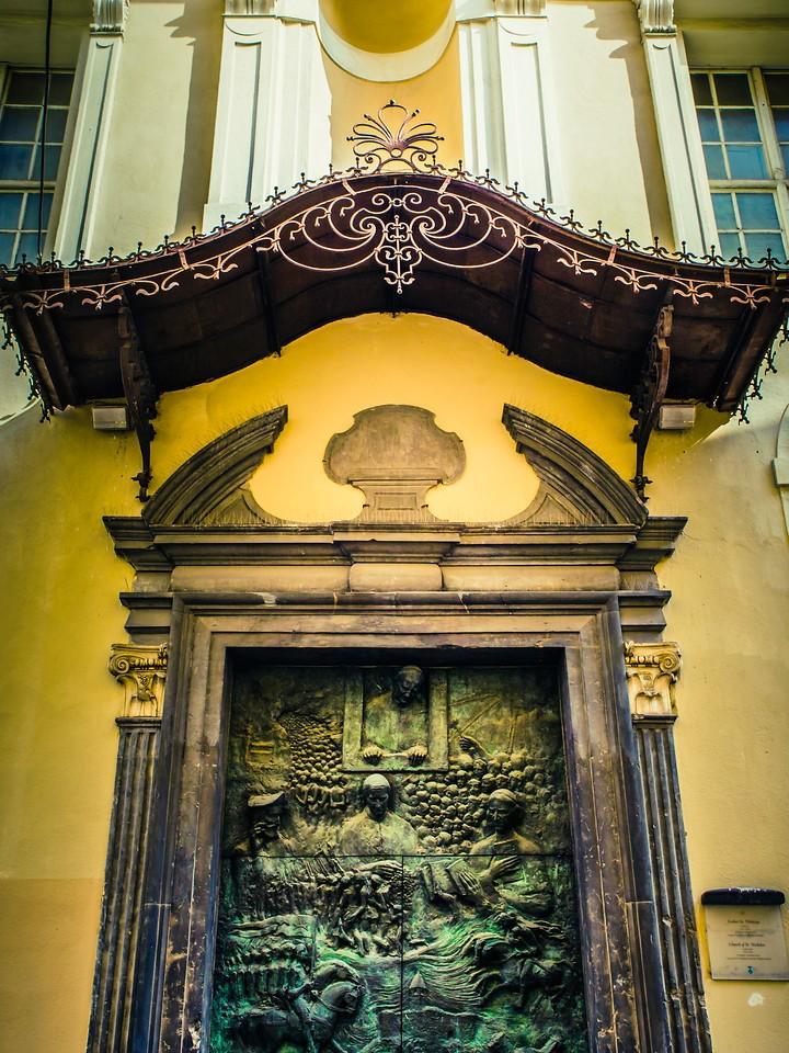 斯洛文尼亚首都卢布尔雅那(Ljubljana),雕塑景观_图1-8