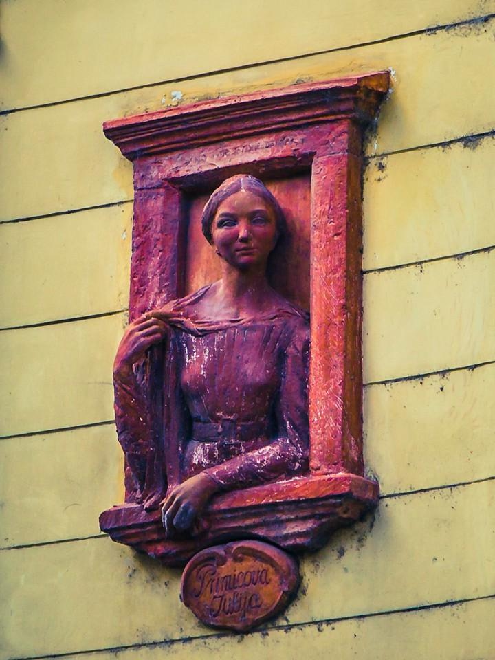 斯洛文尼亚首都卢布尔雅那(Ljubljana),雕塑景观_图1-17