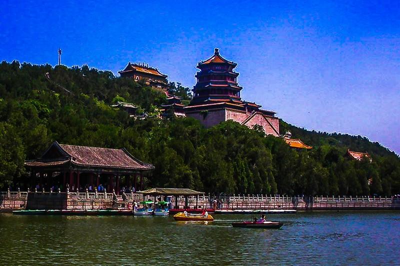 中国北京,古城风貌_图1-11
