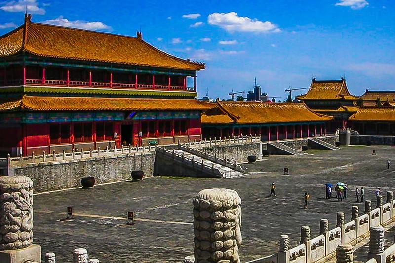 中国北京,古城风貌_图1-8