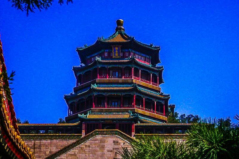 中国北京,古城风貌_图1-7