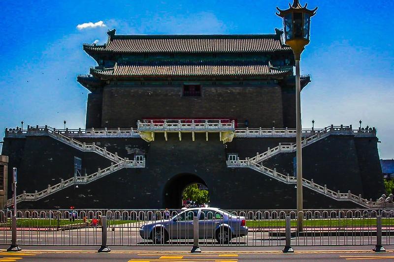 中国北京,古城风貌_图1-3