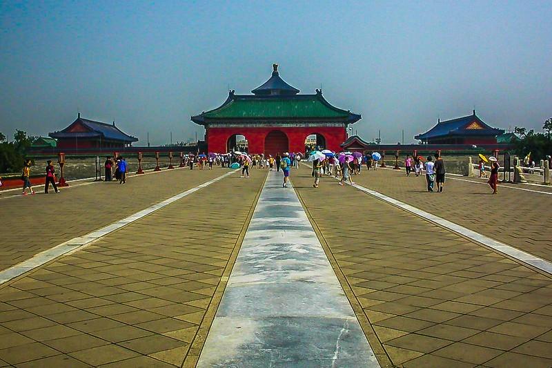 中国北京,古城风貌_图1-6