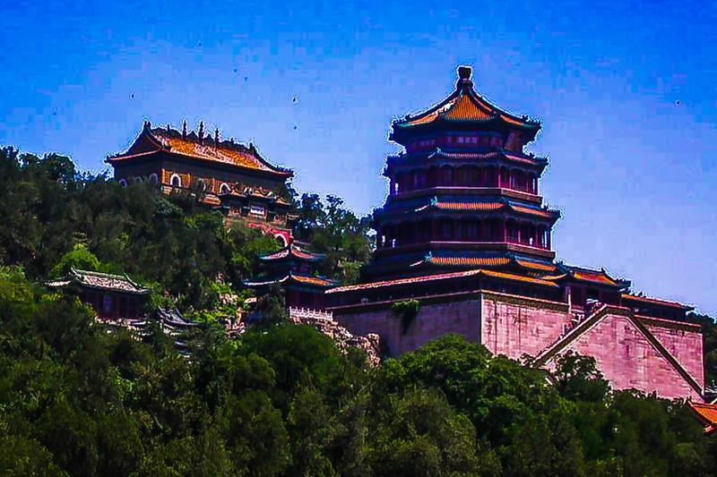 中国北京,古城风貌_图1-14