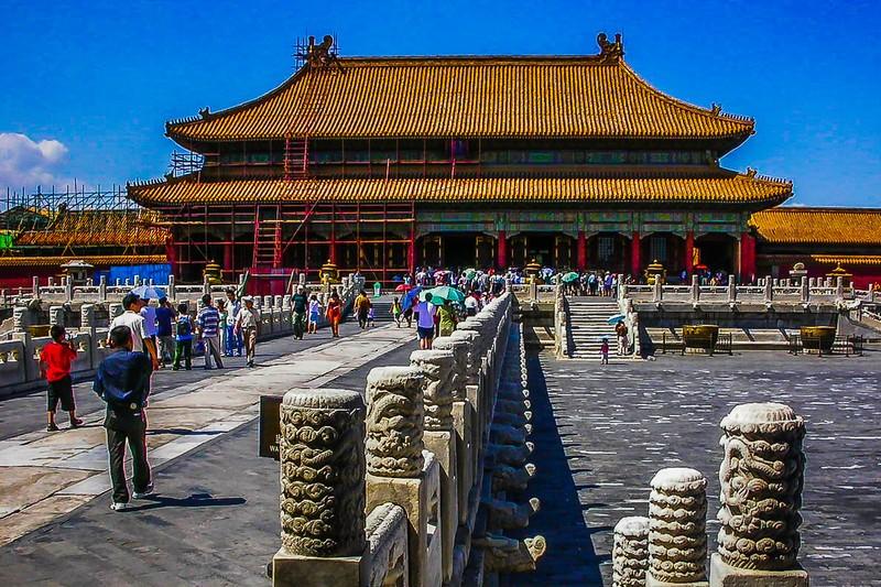 中国北京,古城风貌_图1-1