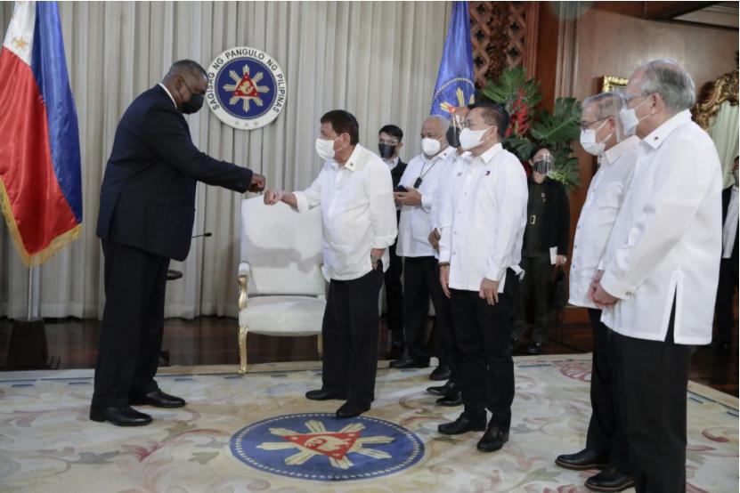 菲律宾恢复美、菲《访问部队协议》_图1-1