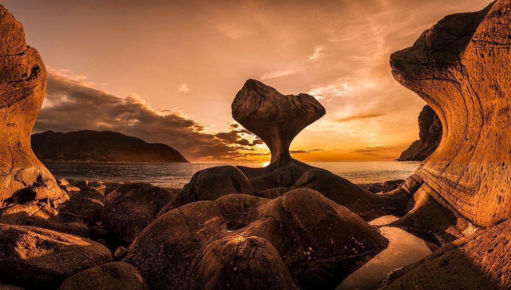 Kannesteinen石与大西洋路_图1-1