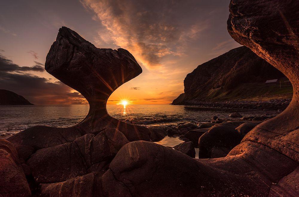 Kannesteinen石与大西洋路_图1-2