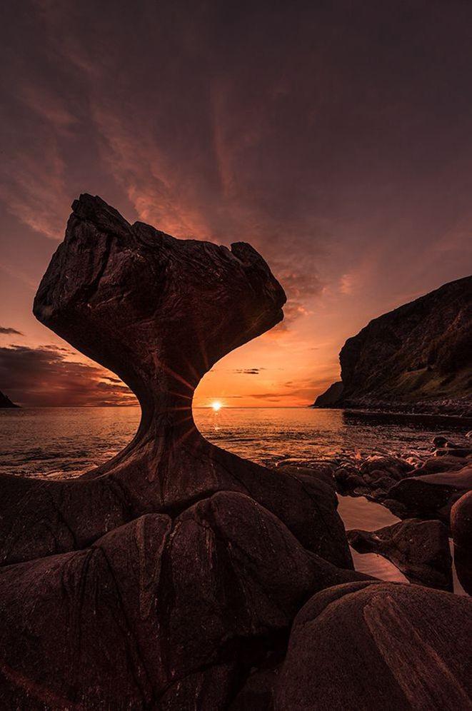 Kannesteinen石与大西洋路_图1-3