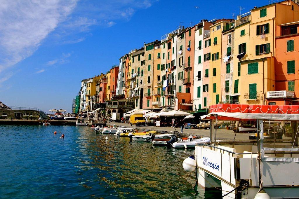 意大利五渔村-没有比这更美丽的地方吗?_图1-7