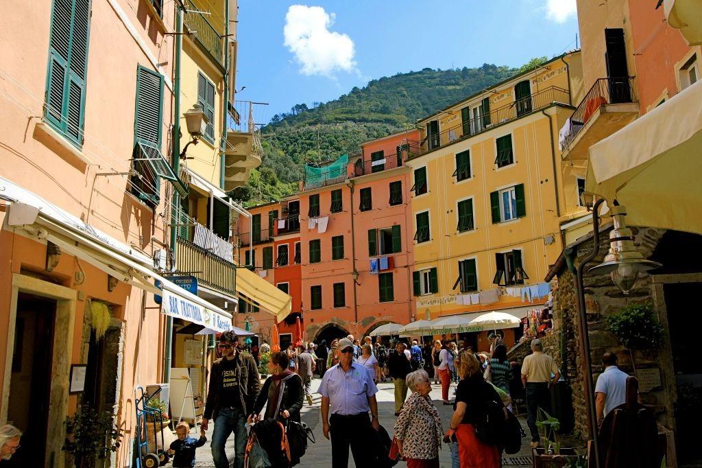 意大利五渔村-没有比这更美丽的地方吗?_图1-21