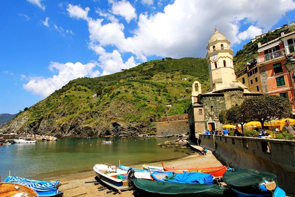 意大利五渔村-没有比这更美丽的地方吗?_图1-22