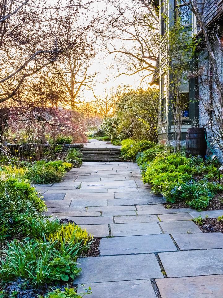 滨州斯沃斯莫尔学院(Swarthmore College),校园小花园_图1-3