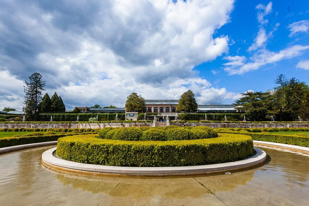 宾州长木公园,中央喷泉花园_图1-10
