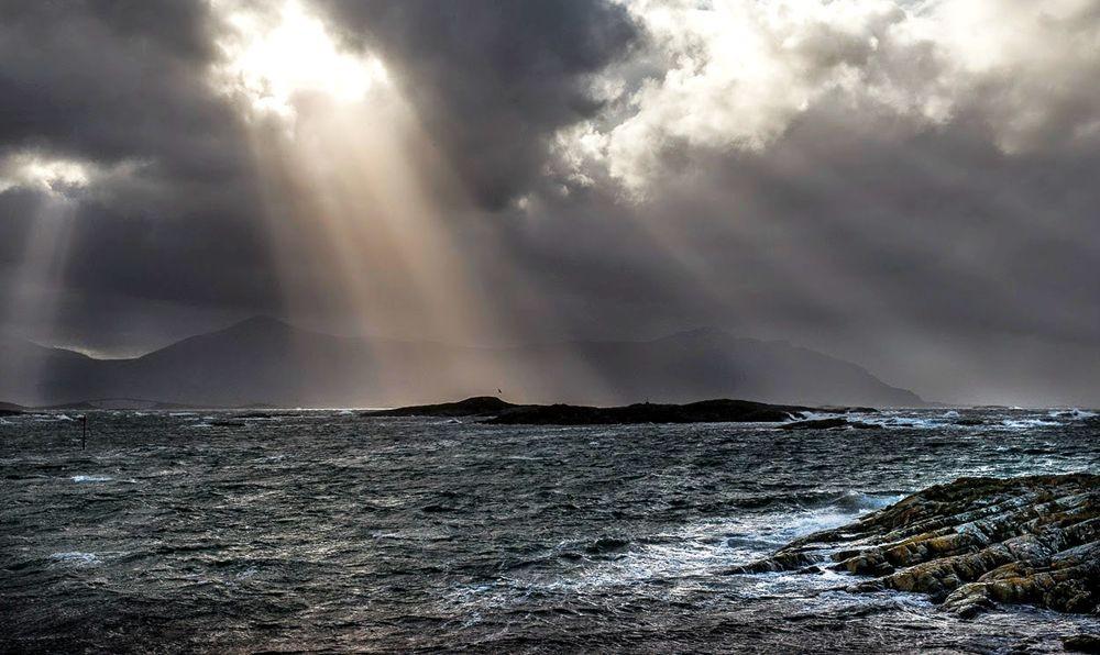 罗弗敦群岛海岸线-2_图1-1