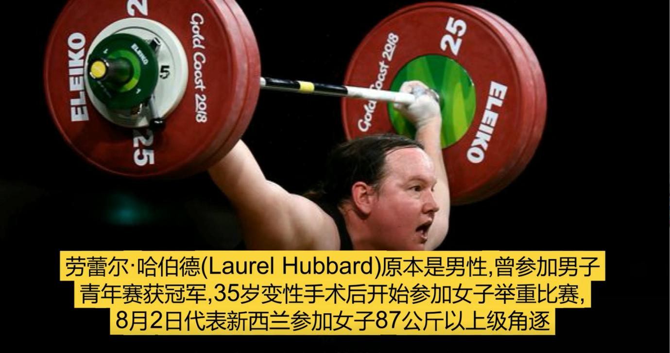 高娓娓:夺女人的金让女人无金可夺?跨性别人参加奥运举重你怎么看? ... ..._图1-4