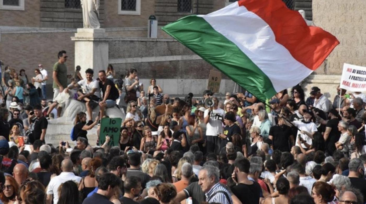 意大利即将实施《绿色通行证》计划_图1-1