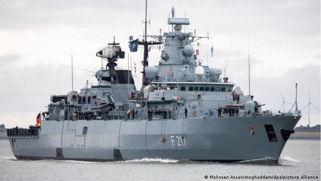 德国也要派军舰到南海来凑什么热闹?_图1-1