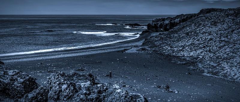 冰岛Djúpalónssandur沙滩,明星礁石_图1-11
