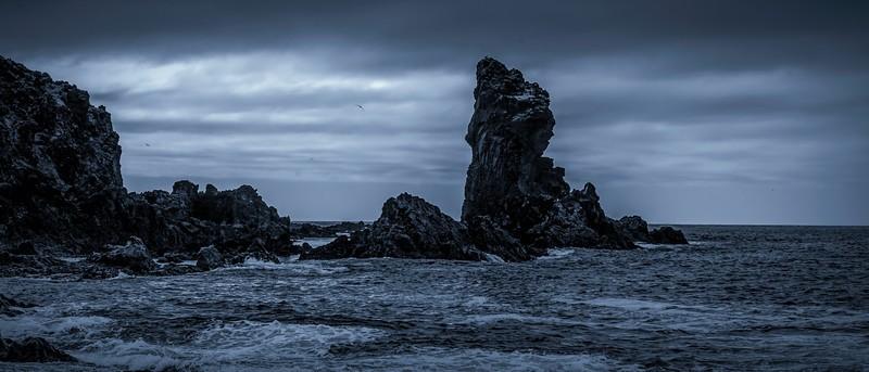 冰岛Djúpalónssandur沙滩,明星礁石_图1-5