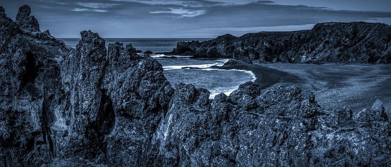 冰岛Djúpalónssandur沙滩,明星礁石_图1-13