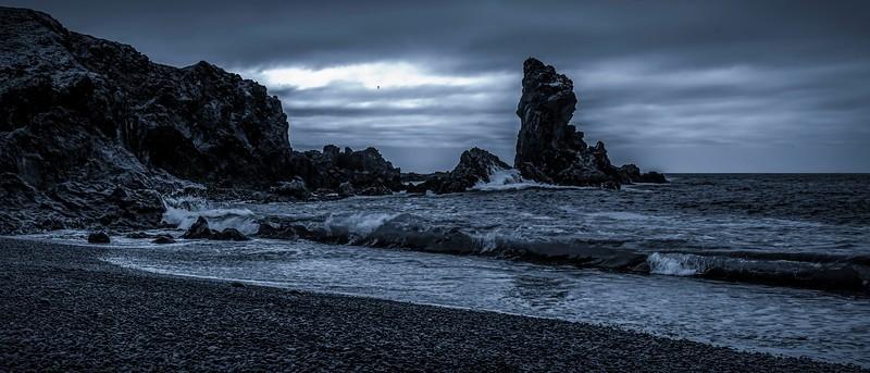 冰岛Djúpalónssandur沙滩,明星礁石_图1-8