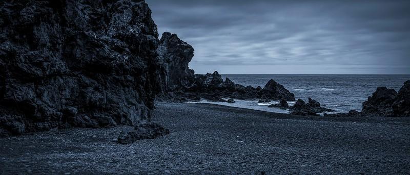 冰岛Djúpalónssandur沙滩,明星礁石_图1-12