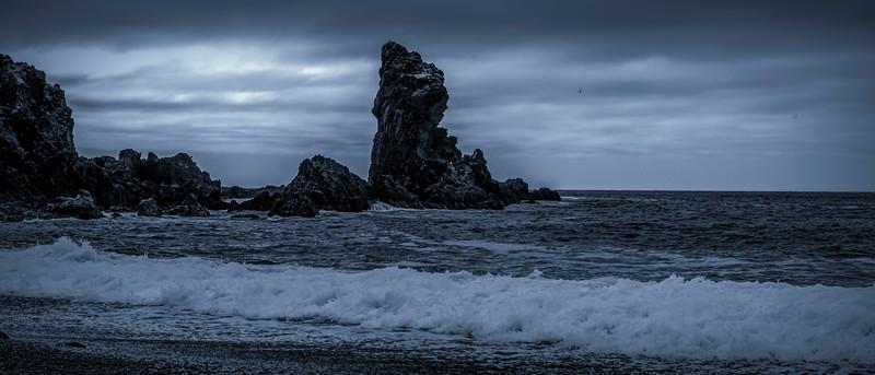 冰岛Djúpalónssandur沙滩,明星礁石_图1-7