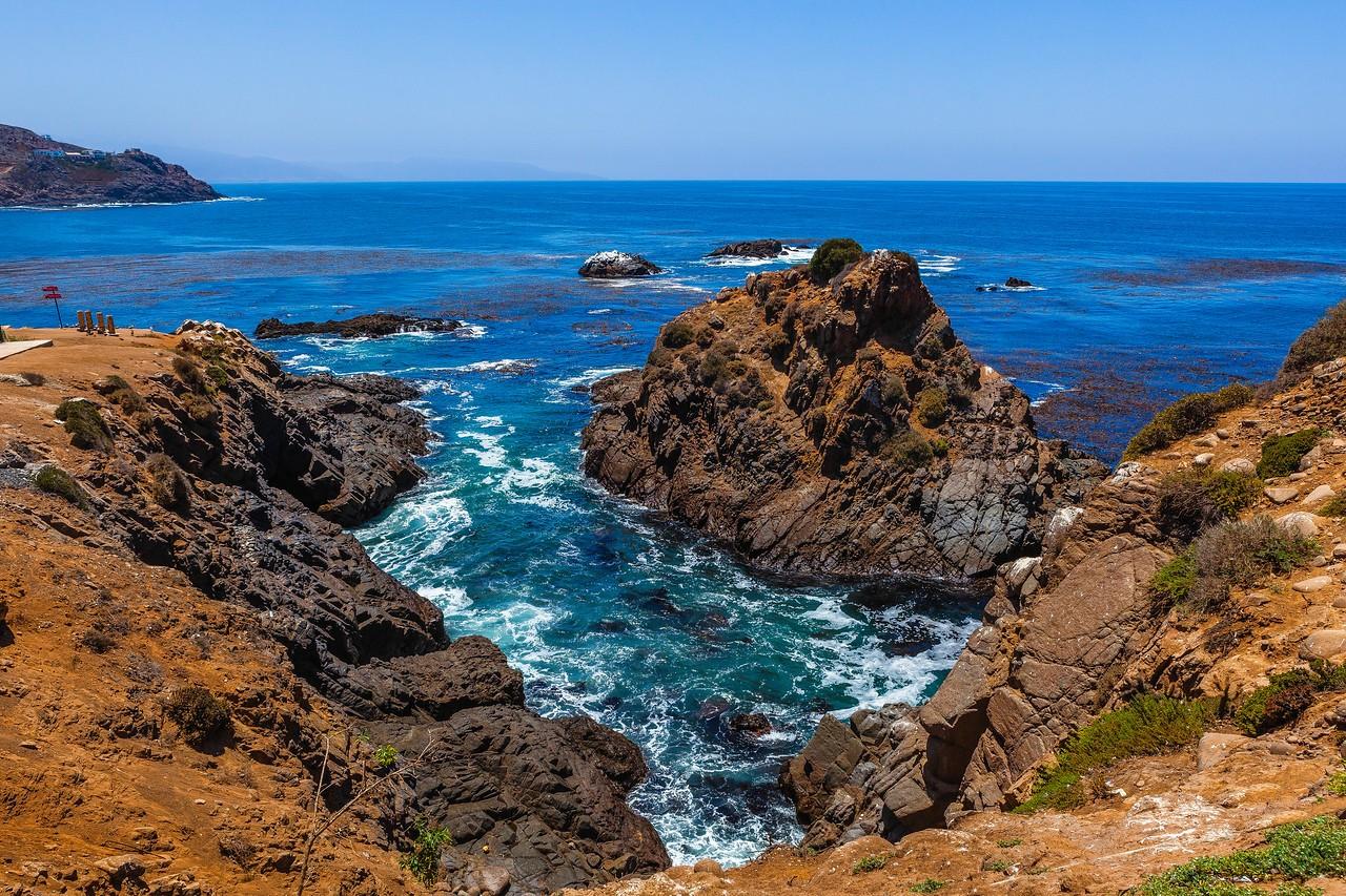 墨西哥恩森那达(ensenada),海边景色_图1-1
