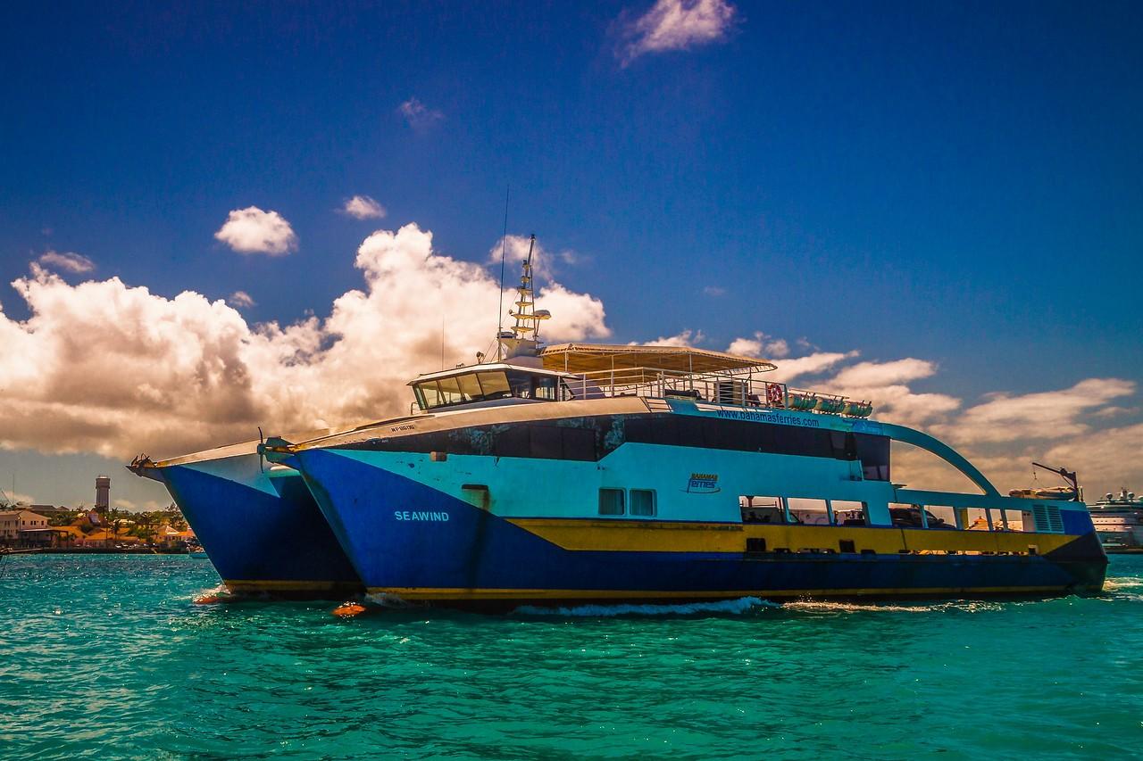 巴哈马拿骚(Nassau),大小游船_图1-12