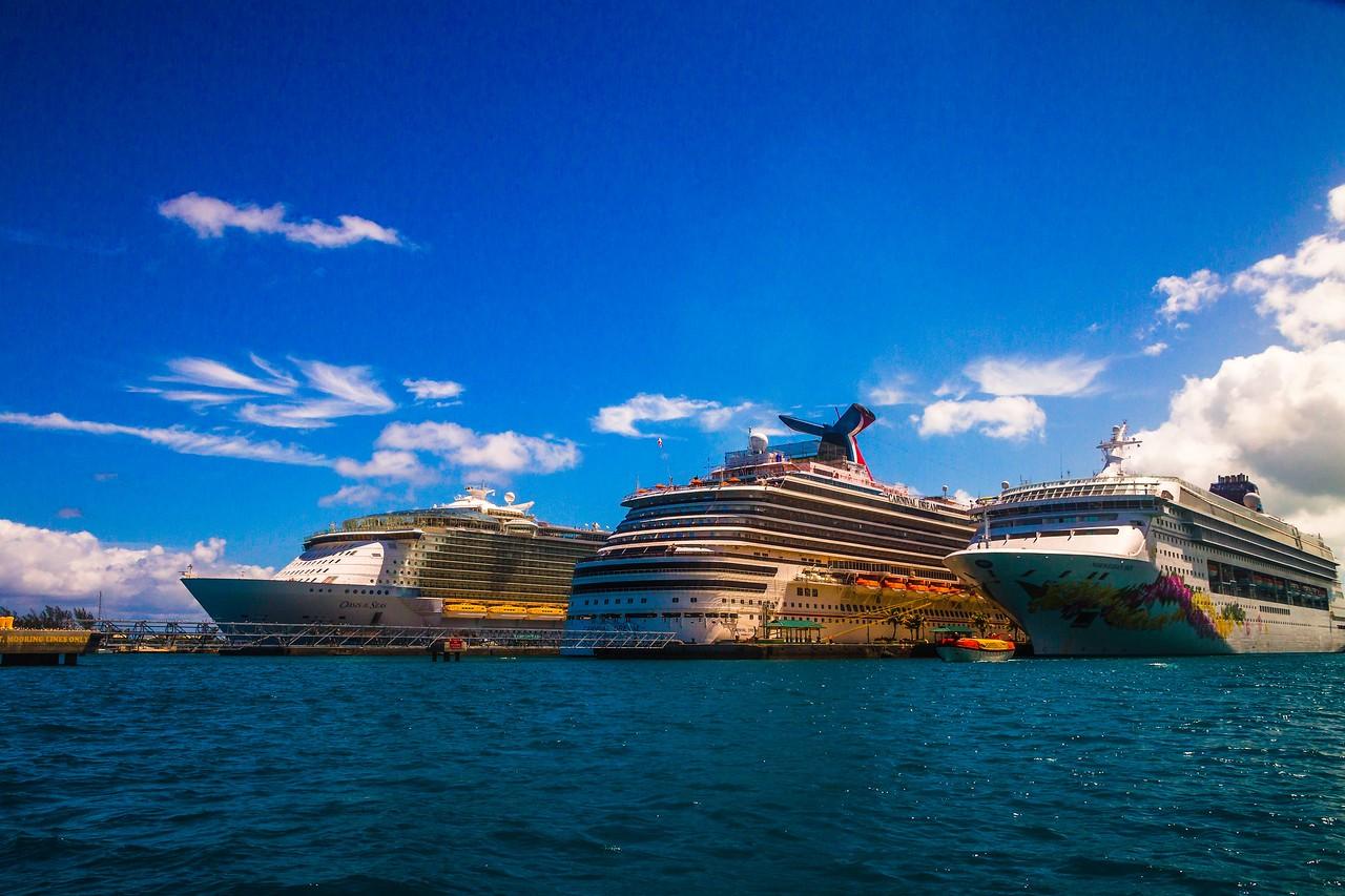 巴哈马拿骚(Nassau),大小游船_图1-11