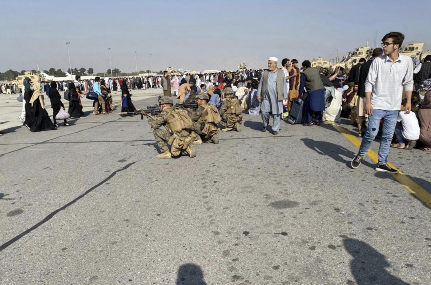 阿富汗现在究竟是个啥情况?_图1-3