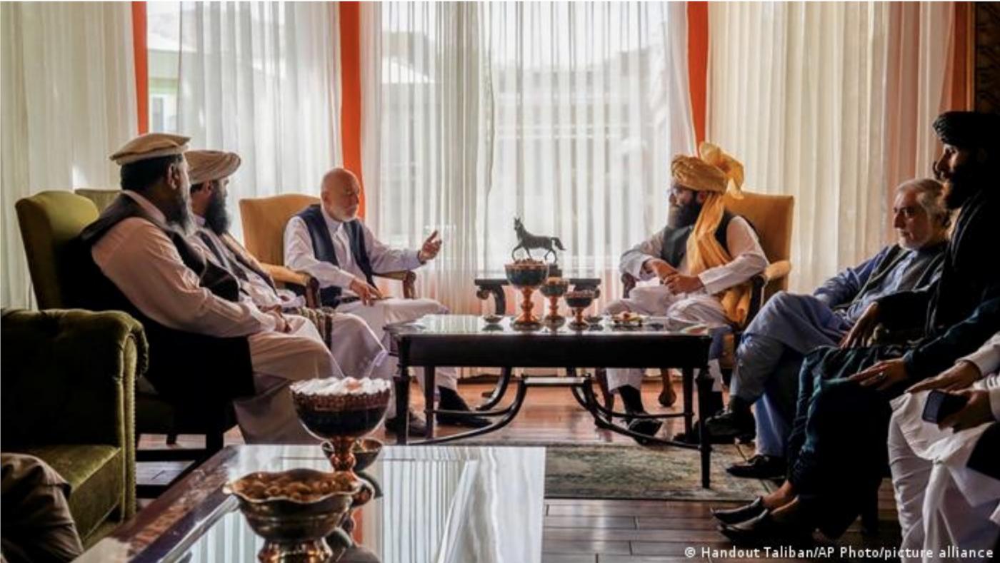 阿富汗最新局势:正在组建和平政府_图1-1