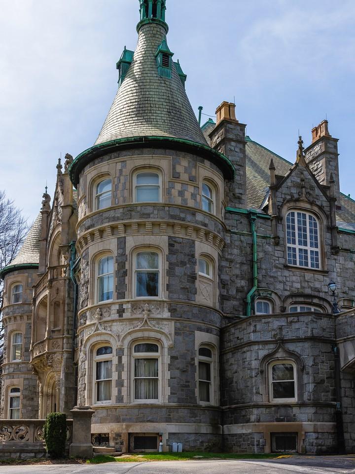 宾州罗斯蒙特学院(Rosemont College),校园记忆_图1-5
