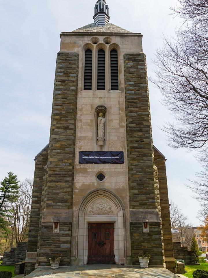 宾州罗斯蒙特学院(Rosemont College),校园记忆_图1-1